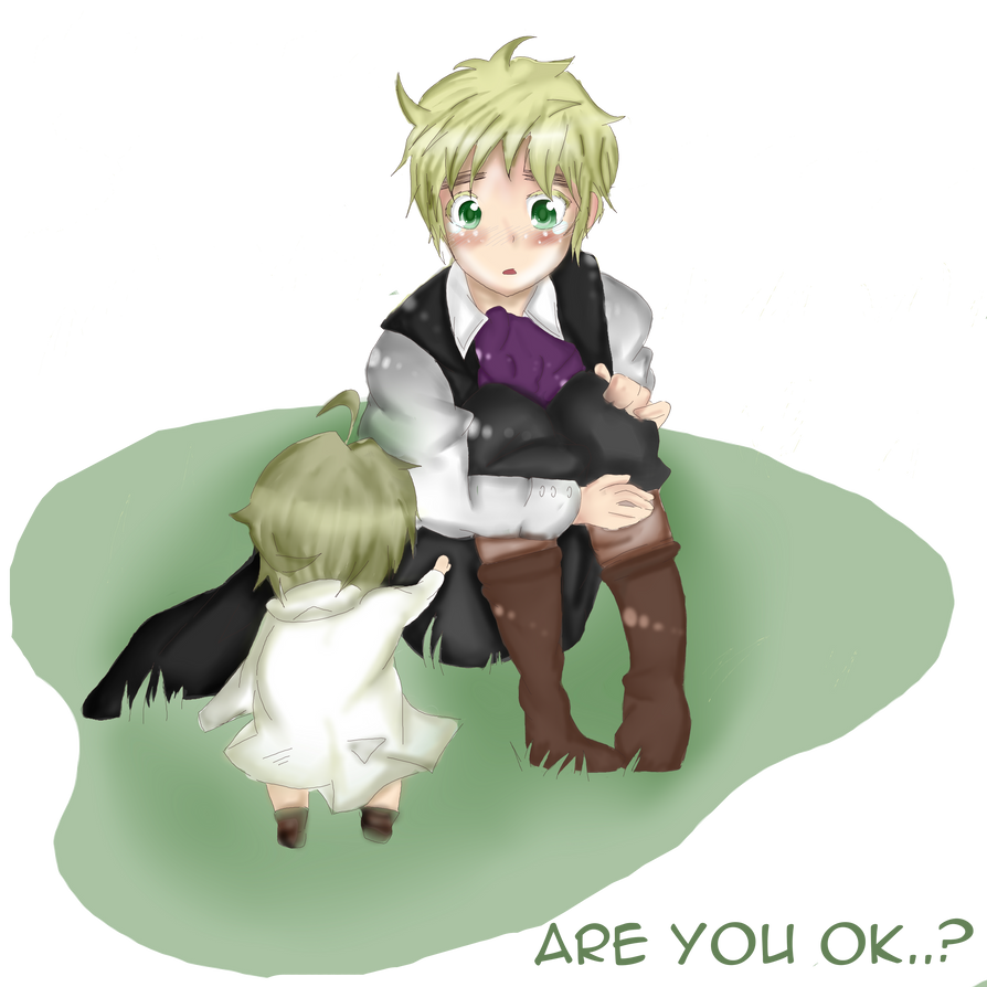 Are You Ok? by Ask-ArthurKirklandRP