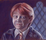 Ronald Weasley by LoonaLucy