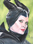 Maleficent by LoonaLucy
