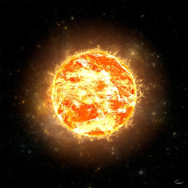 Sun by Micheal-C