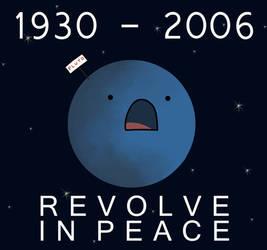 Pluto: Revolve in Peace