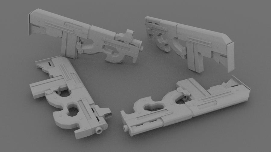 AK-90 by scottellison92