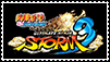 NS Ultimate Ninja Storm 3 Stamp by Hakamorra