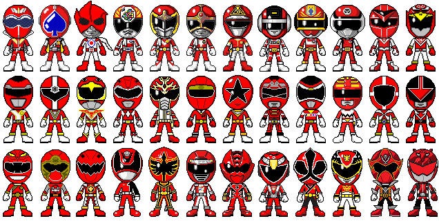 how to draw power rangers super megaforce