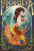 Mermaid by AlixBranwyn
