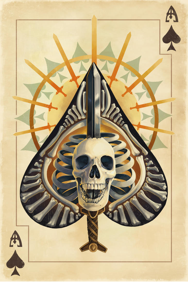 Ace of Spades by Chronoperates