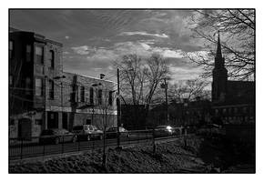 Lowell, afternoon - 1 by andybechtol