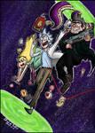 interdimensional troublemakers