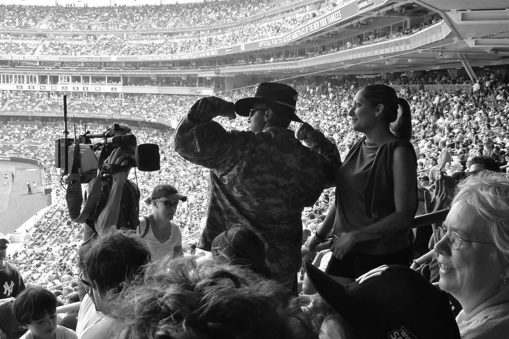 Yankee Stadium, Bronx, NY by ride0583