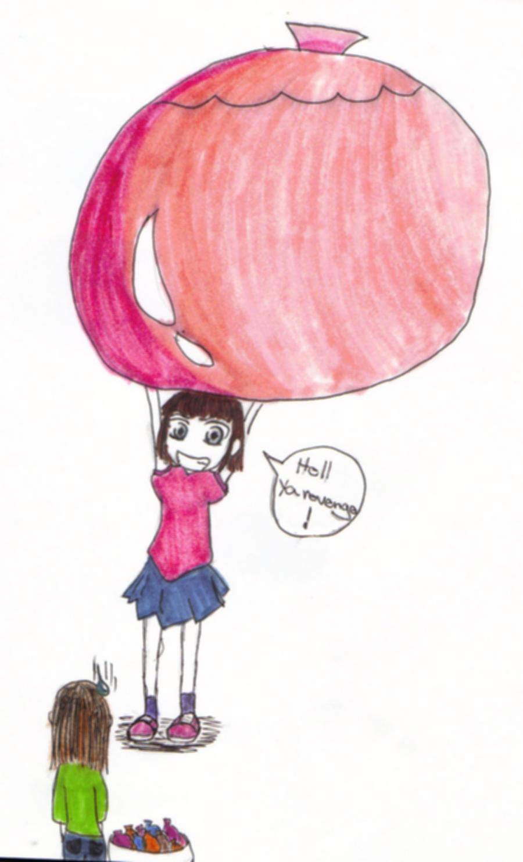 water ballon by AngelDust203