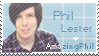 Pastel AmazingPhil Stamp by PurryProductions-Art