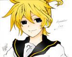 Kagamine Len Coloured