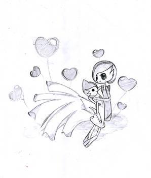 Gardevoir's valentine