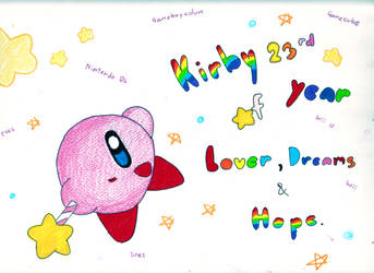 Kirby' 23 year Project