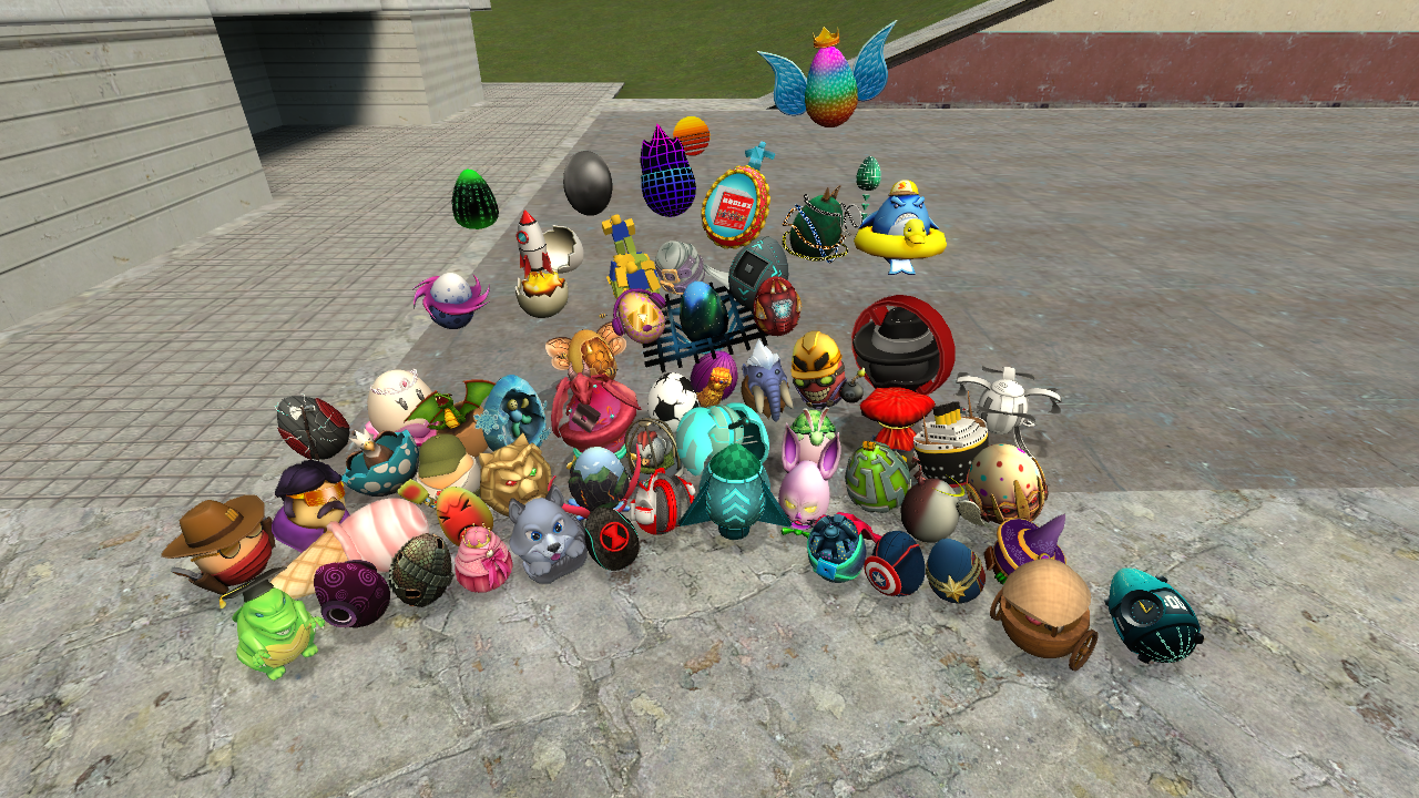 Roblox Egg Hunt 2019 Best Eggs