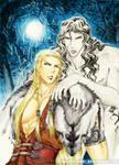 Rayn and Llaeden