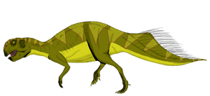 Psittacosaurus neimongoliensis