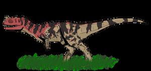 Ceratosaurus n. concept by BrooksLeibee