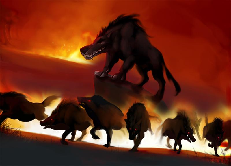 The Prince of Hell by NadiavanderDonk
