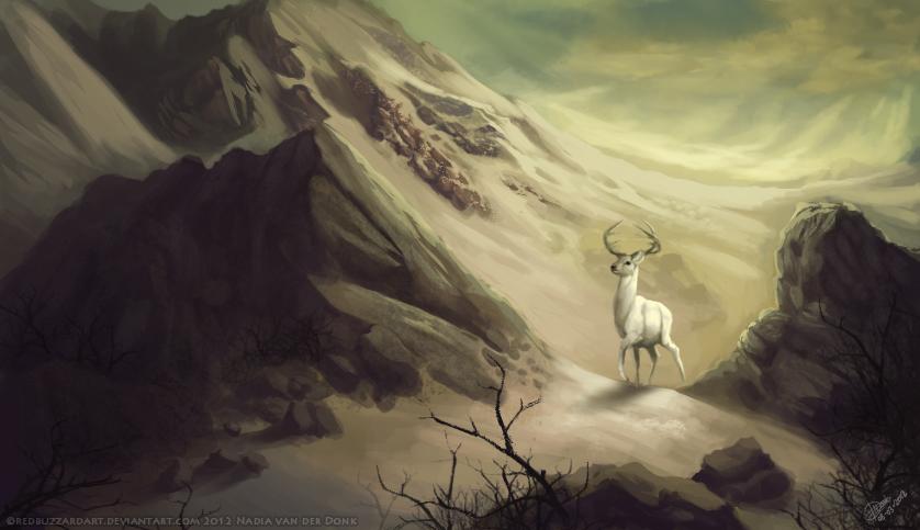 White Prince by NadiavanderDonk