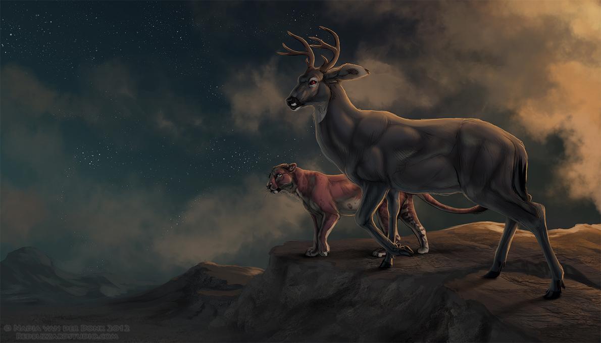 Tempest Time by NadiavanderDonk