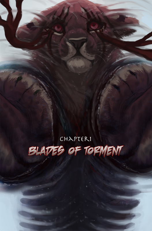 Chapter 1 - Blades of Torment (REDO) by NadiavanderDonk
