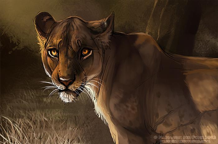 Hunter by NadiavanderDonk