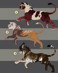 Big Cat Design Sales 3 CLOSED