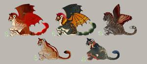 Fantasy Cat Cubs - CLOSED!