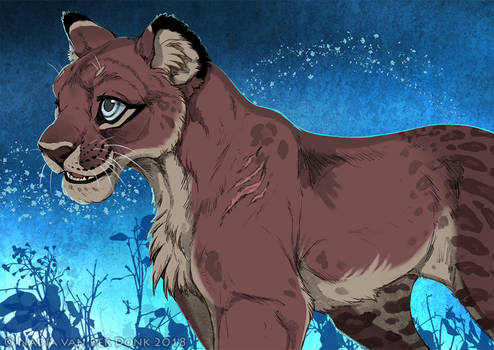 The Red Lioness