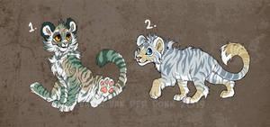 Tiger Cub Designs - SOLD!