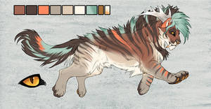 Fantasy Saber design - SOLD