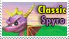 Classic Spyro Club Stamp by OldSpyroClub