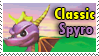 Classic Spyro Club Stamp by OldSpyroClub