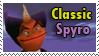 Classic Spyro Club Stamp 6 by OldSpyroClub