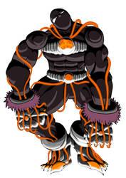 Main Antagonist - Anti-Hero by Brojacked