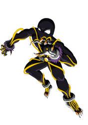 Minor Antagonist - Anti-Hero by Brojacked