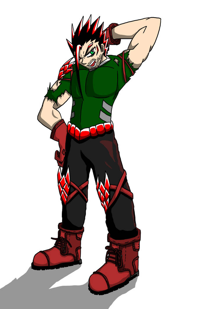 Hero? - Anti-Hero by Brojacked