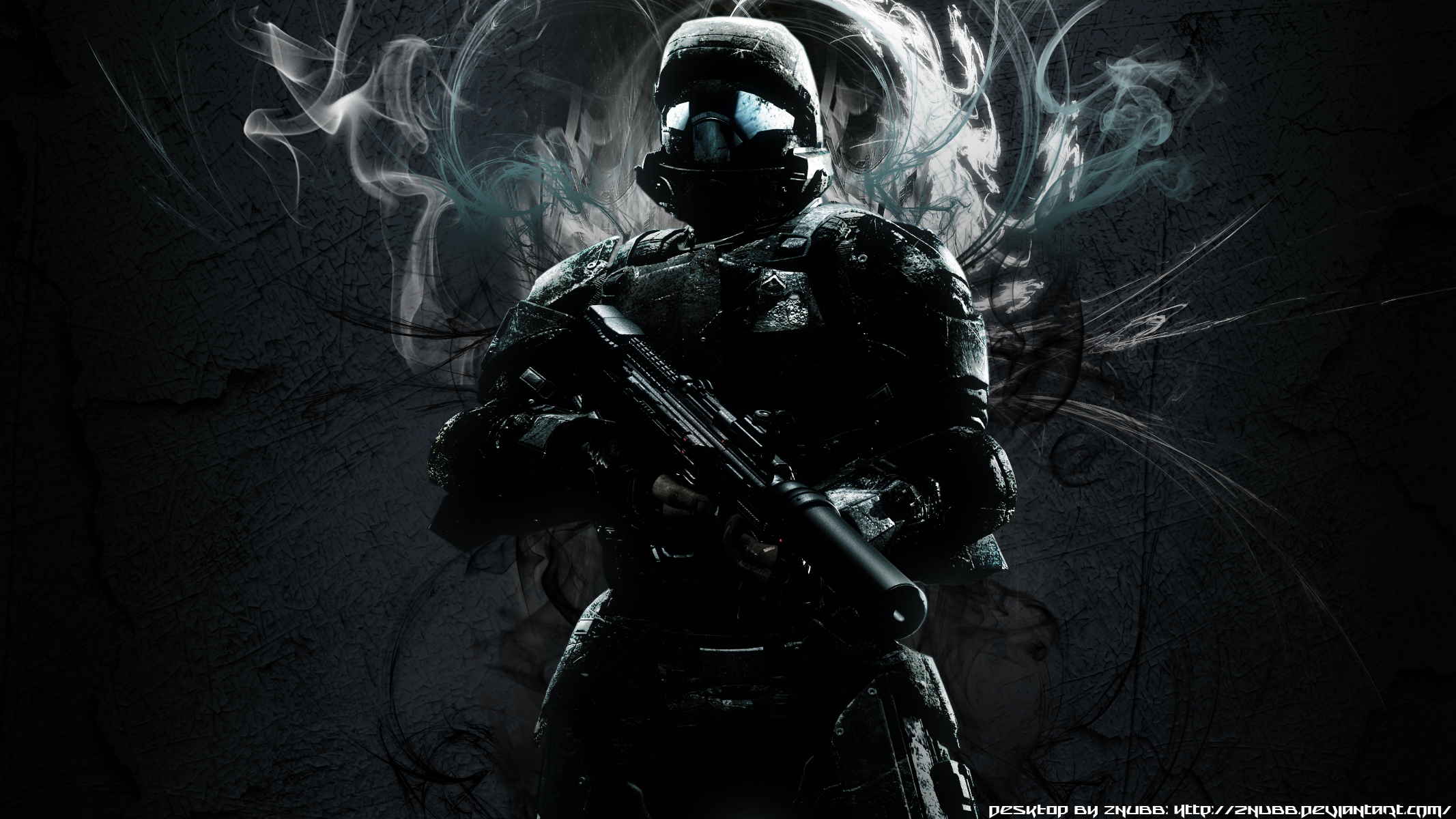 ODST and Recon by HaloRecons12 on DeviantArt