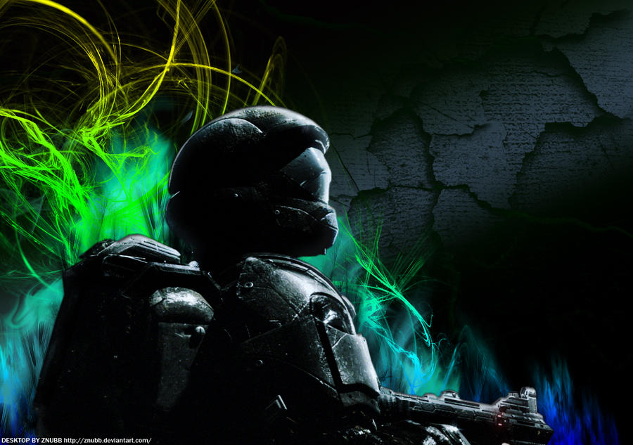 Halo 3: ODST Wallpaper by Dachwii on DeviantArt