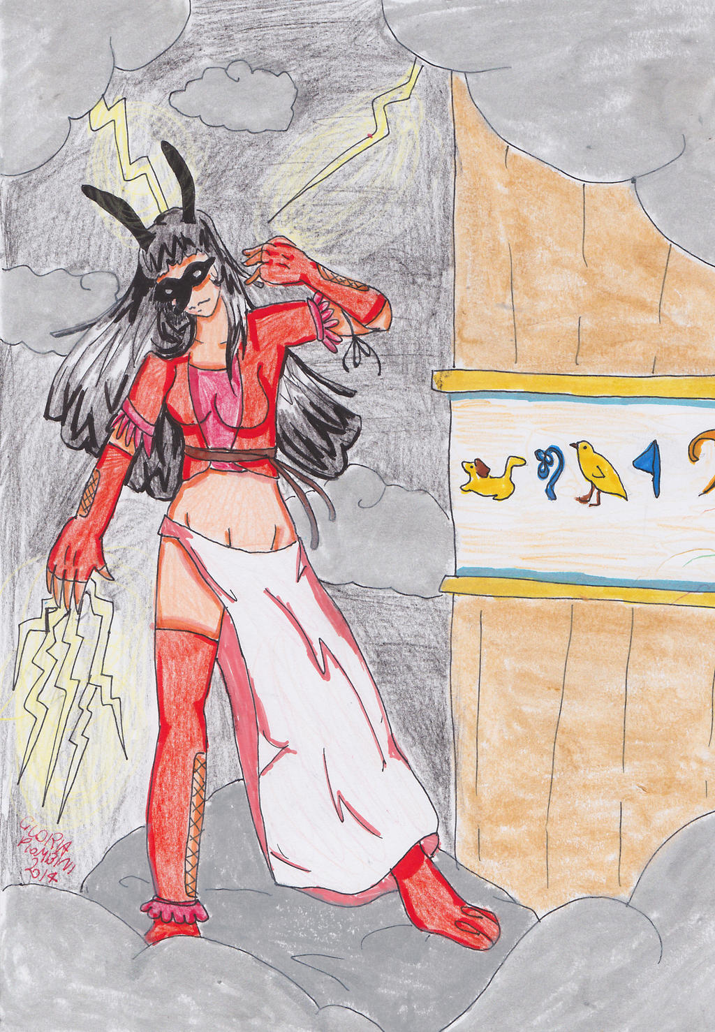 contest: Aklepton by ItalianDream