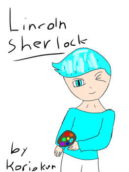 Fan art for Lincoln Sherlock