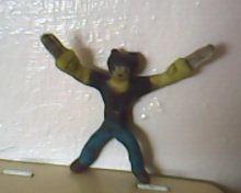 Wolverine by luisloh154