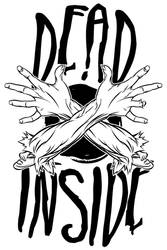 Dead Inside by GorillaSketch