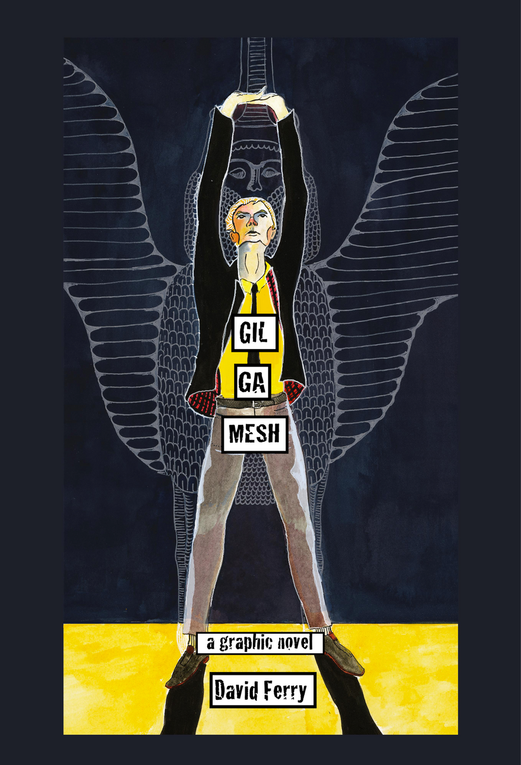 Gilgamesh cover by lymanalpha