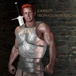 Carrot Ironfoundersson by bucksco18966