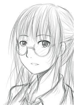 Sketch - Mitsuka Natsumi 02