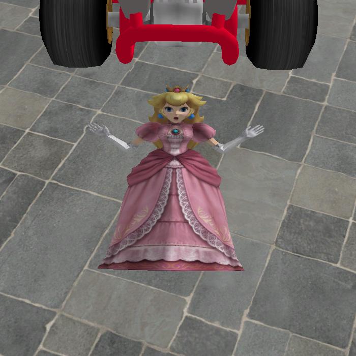 Roadkill Princess by ObserveroftheLost