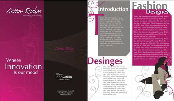 Fashion Brochure 2 by ars2007us