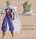 Piccolo, just a preview
